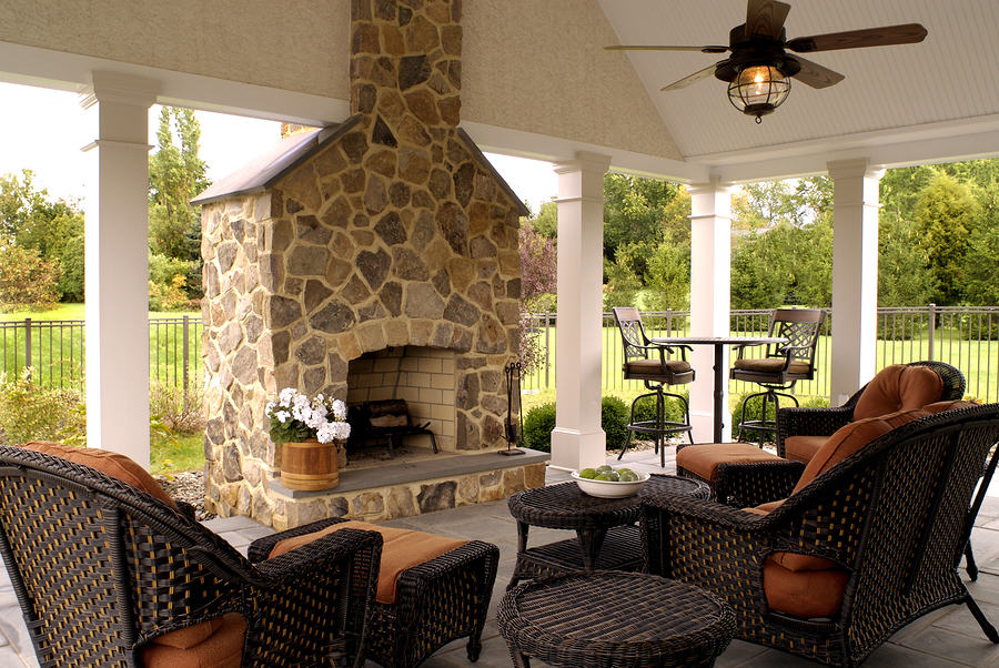 Live Life on the Wild Side With a New Outdoor Living Space