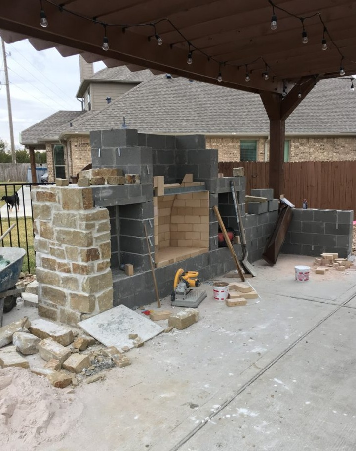 Outdoor Living, Home Remodeling, Patio Installation, and Landscaping Services<br/>Katy, TX