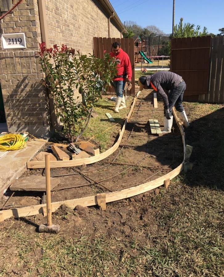 Landscaping Installation and Landscape Design<br/>Katy, TX